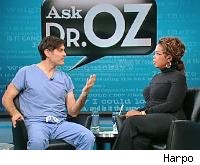 Dr. Oz on Oprah