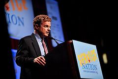 John Bridgeland speaks at the Service Nation Summit