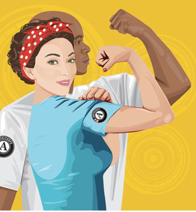 AmeriCorps muscle