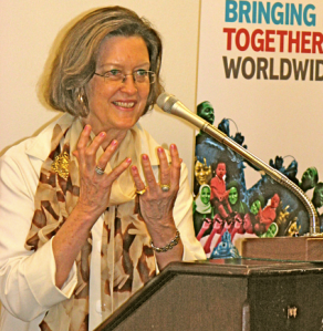 Jody Olsen, Acting Peace Corps Director