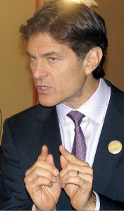 Dr. Oz, HealthCorps Founder