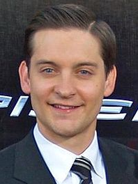 Tobey Maguire, sigh<br>Chair of the ServiceNation Ambassador's program